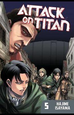 Attack on Titan, Volume 5