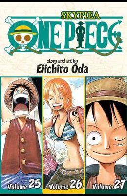 One Piece (Omnibus Edition), Vol. 9: Includes Vols. 25, 26 & 27