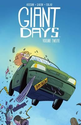 Giant Days Vol. 12, Volume 12
