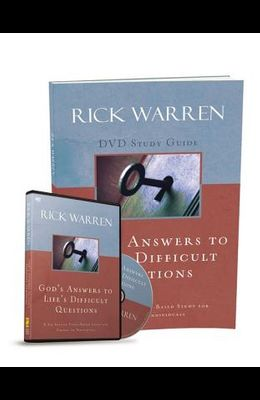 God's Answers to Life's Difficult Questions [With DVD]