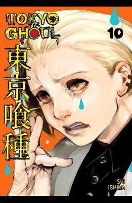 Tokyo Ghoul, Vol. 10, 10