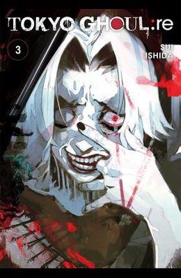 Tokyo Ghoul: Re, Vol. 3, Volume 3