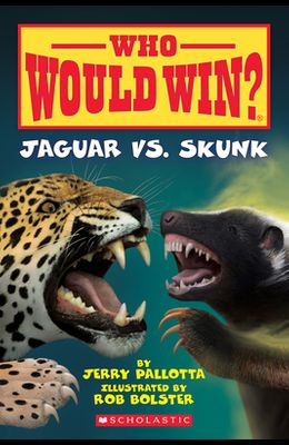 Jaguar vs. Skunk (Who Would Win?), 18