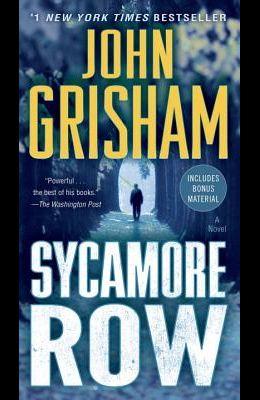 Sycamore Row: A Jake Brigance Novel