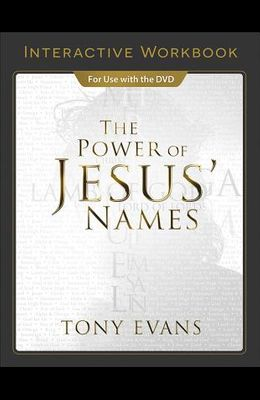 The Power of Jesus' Names Interactive Workbook