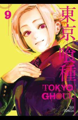 Tokyo Ghoul, Vol. 9, 9