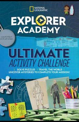 Explorer Academy Ultimate Activity Challenge