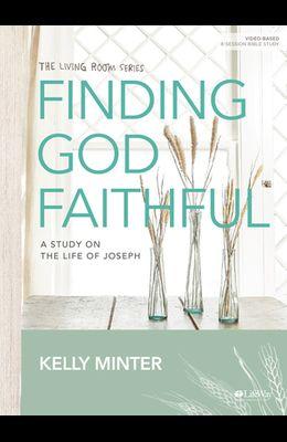 Finding God Faithful - Bible Study Book