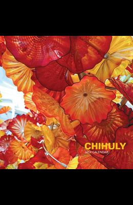 Chihuly Calendar