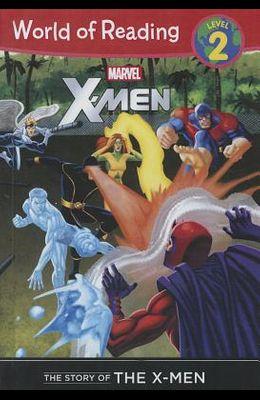 Marvel X-Men: The Story of the X-Men