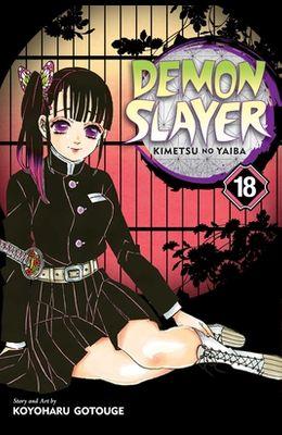 Demon Slayer: Kimetsu No Yaiba, Vol. 18, Volume 18