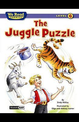 The Juggle Puzzle (We Read Phonics - Level 6)