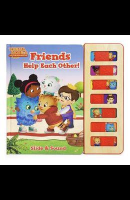 Friends Help Each Other!