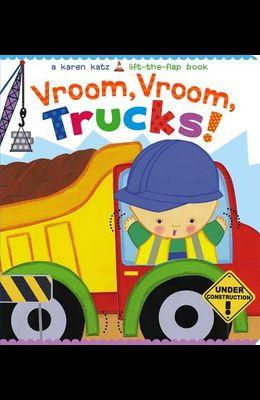 Vroom, Vroom, Trucks!