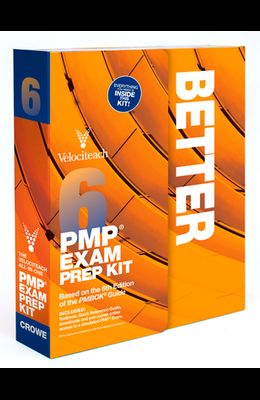 All-In-One Pmp Exam Prep Kit: Based on 6th Ed. Pmbok Guide