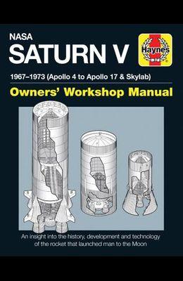 NASA Saturn V 1967-1973 (Apollo 4 to Apollo 17 & Skylab)