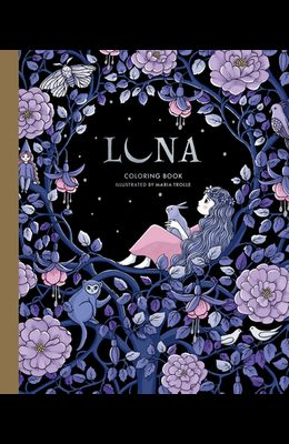 Luna Coloring Book