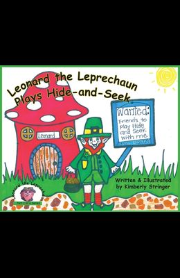 Leonard the Leprechaun Plays Hide-and-Seek
