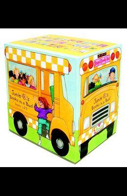 Junie B.'s Books in a Bus! (Books 1-27!)