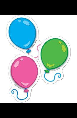 Balloons Mini Cut-Outs