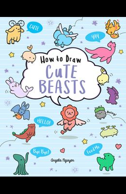 How to Draw Cute Beasts, 4