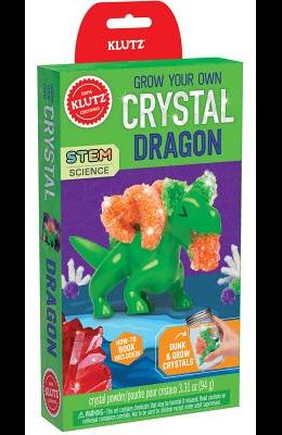 Grow Your Own Crystal Dragon