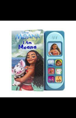 Disney Moana: I Am Moana