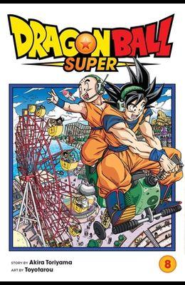 Dragon Ball Super, Vol. 8, 8