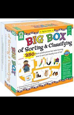 Big Box of Sorting & Classifying