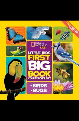 Little Kids First Big Book Collector's Set: Birds and Bugs