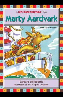 Marty Aardvark: Vowel Combination AR