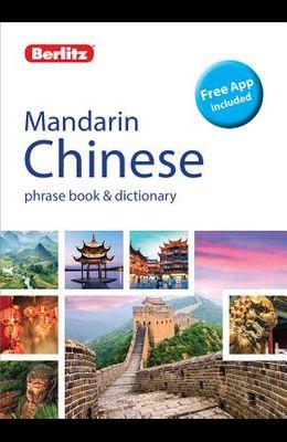 Berlitz Phrase Book & Dictionary Mandarin (Bilingual Dictionary)