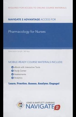 Navigate 2 Advantage Access for Pharmacology for Nurses
