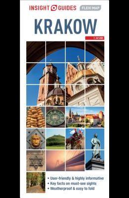 Insight Guides Flexi Map Krakow