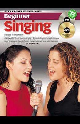 CP69132 - Progressive Beginner Singing