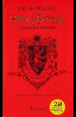 Harry Potter Y La Piedra Filosofal. Edición Gryffindor / Harry Potter and the Sorcerer's Stone: Gryffindor Edition