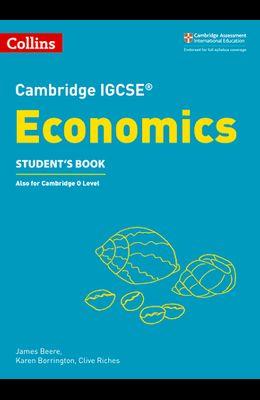 Cambridge Igcse(r) Economics Student Book
