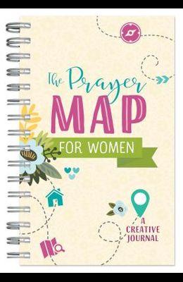 The Prayer Map(r) for Women: A Creative Journal