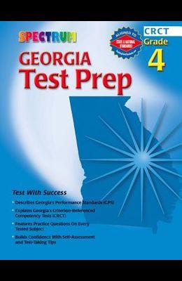 Georgia Test Prep, Grade 4