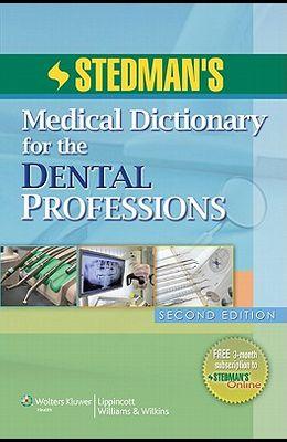Stedman's Dental Dictionary