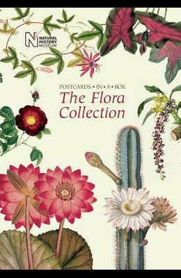 The Flora Collection: Postcards in a Box