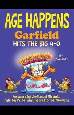 Age Happens: Garfield Hits the Big 4-0
