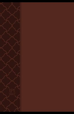 The Passion Translation New Testament (2020 Edition) Compact Brown: With Psalms, Proverbs and Song of Songs
