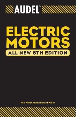 Audel Electric Motors
