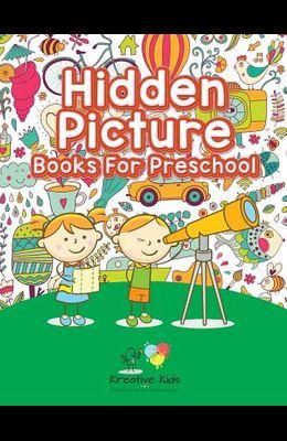 Hidden Picture Books for Preschool