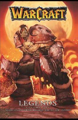 Warcraft Legends, Volume 1