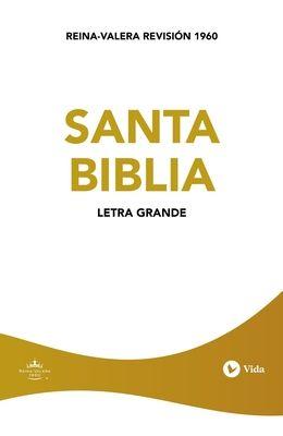 Rvr60 Santa Biblia -Edicion Economica Letra Grande
