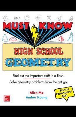 Must Know High School Geometry
