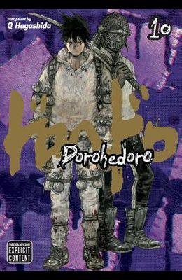 Dorohedoro, Vol. 10, Volume 10