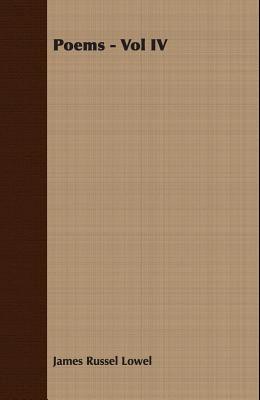 Poems - Vol IV